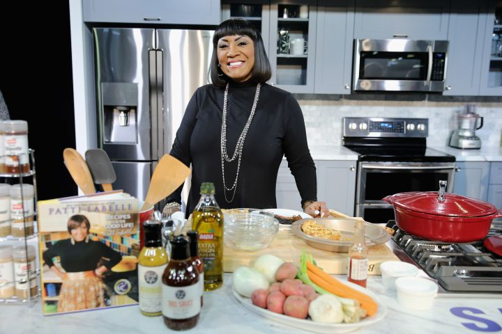 Two words: Pattie Pies! No one can throw-down in the kitchen like Patti!