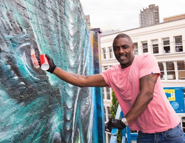 Star Treck Photocall With Idris Elba