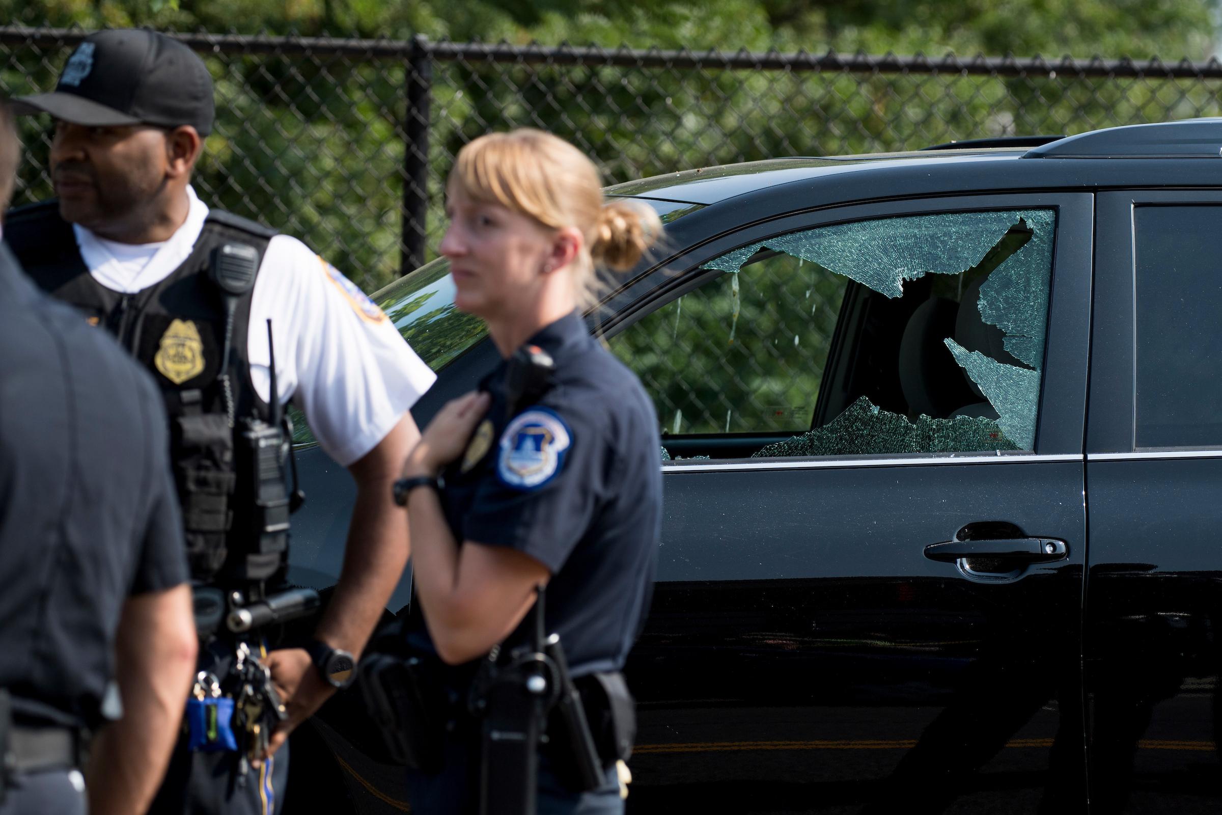 Congressional Baseball Shooting