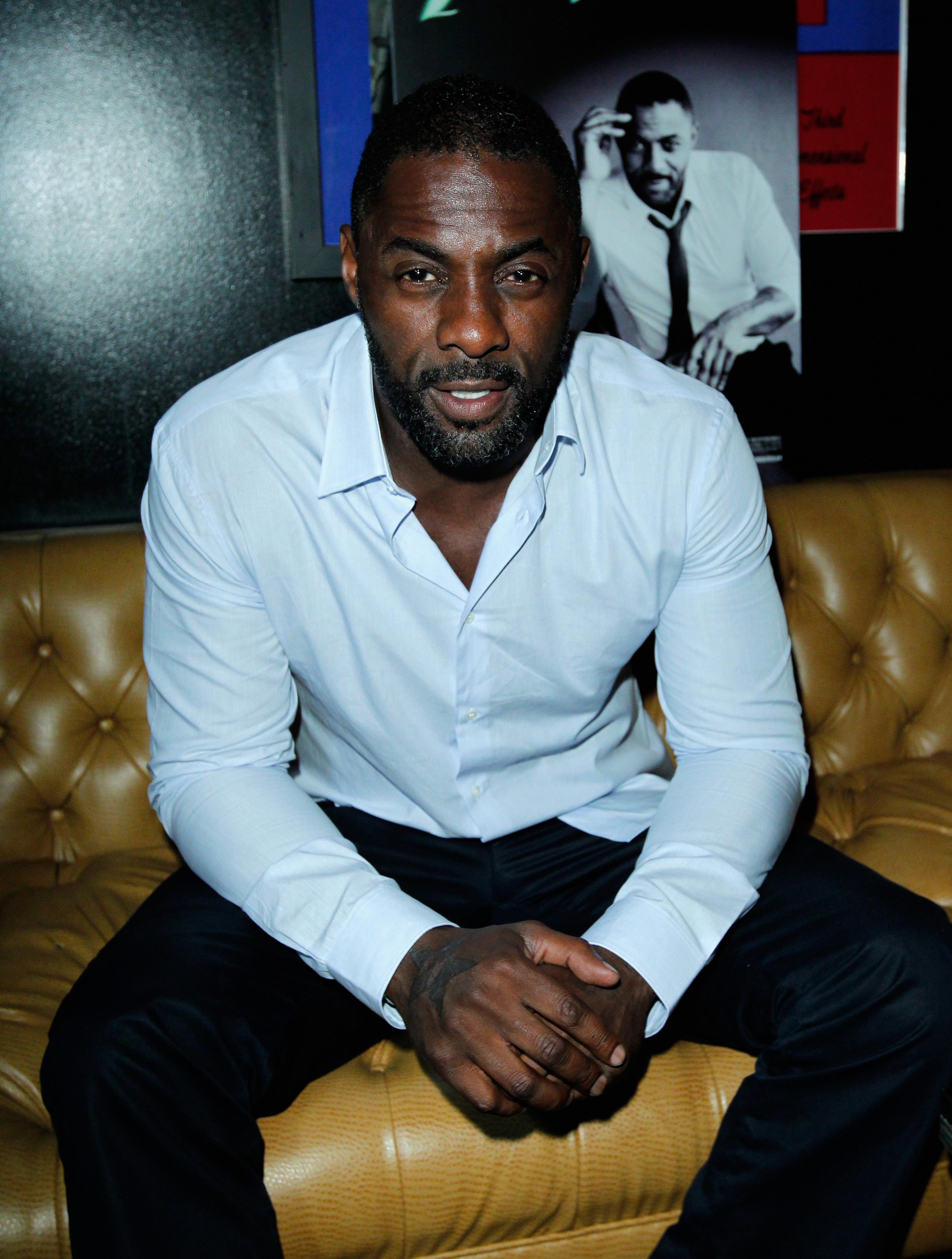Tonight We Tanqueray And 7Wallace Pre-Emmy Party Hosted By Idris Elba
