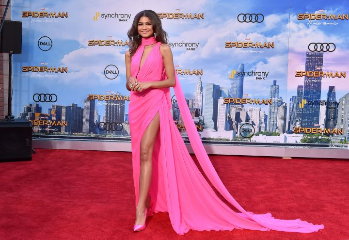Premiere Of Columbia Pictures' 'Spider-Man: Homecoming' – Arrivals