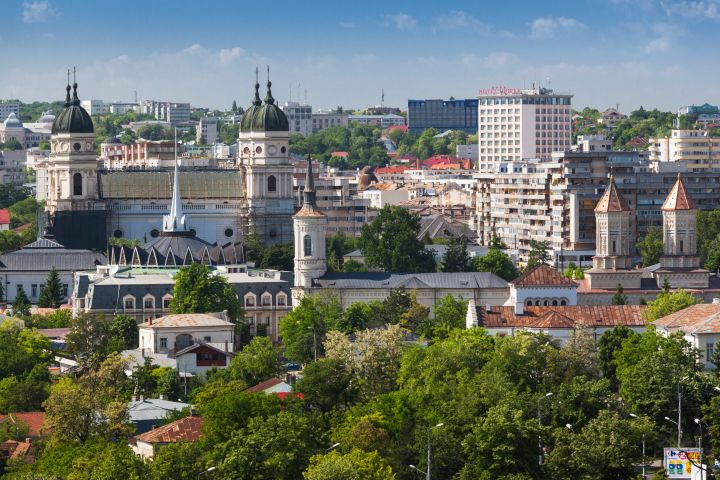 Romania, Iasi, Exterior