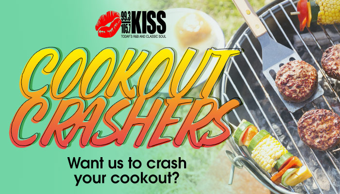 cookout crashers kiss richmond