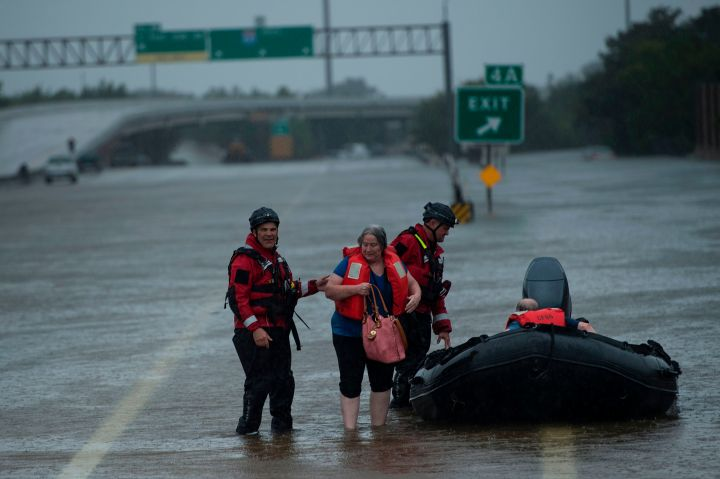 US-WEATHER-STORM-HARVEY
