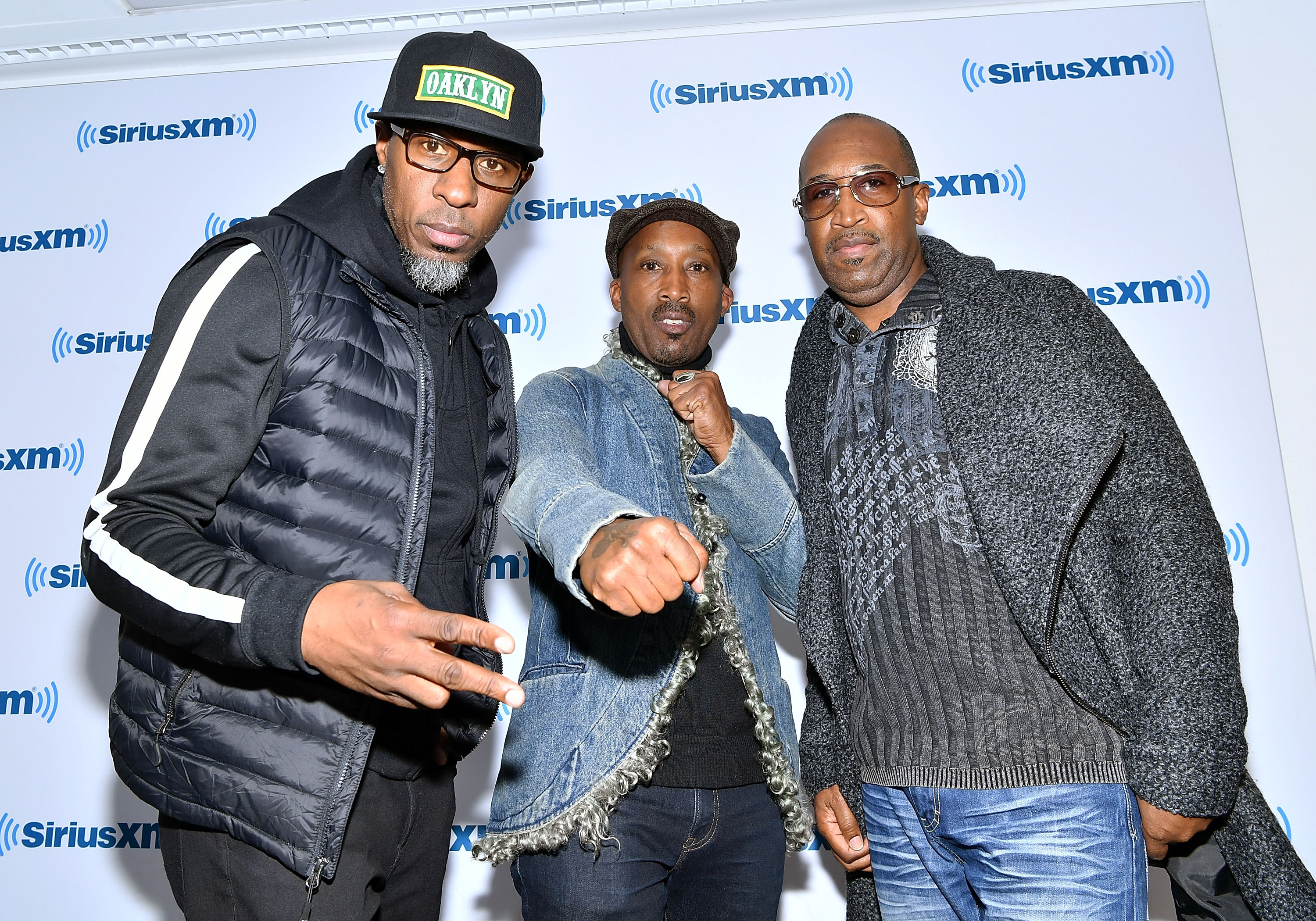 Celebrities Visit SiriusXM - January 30, 2017