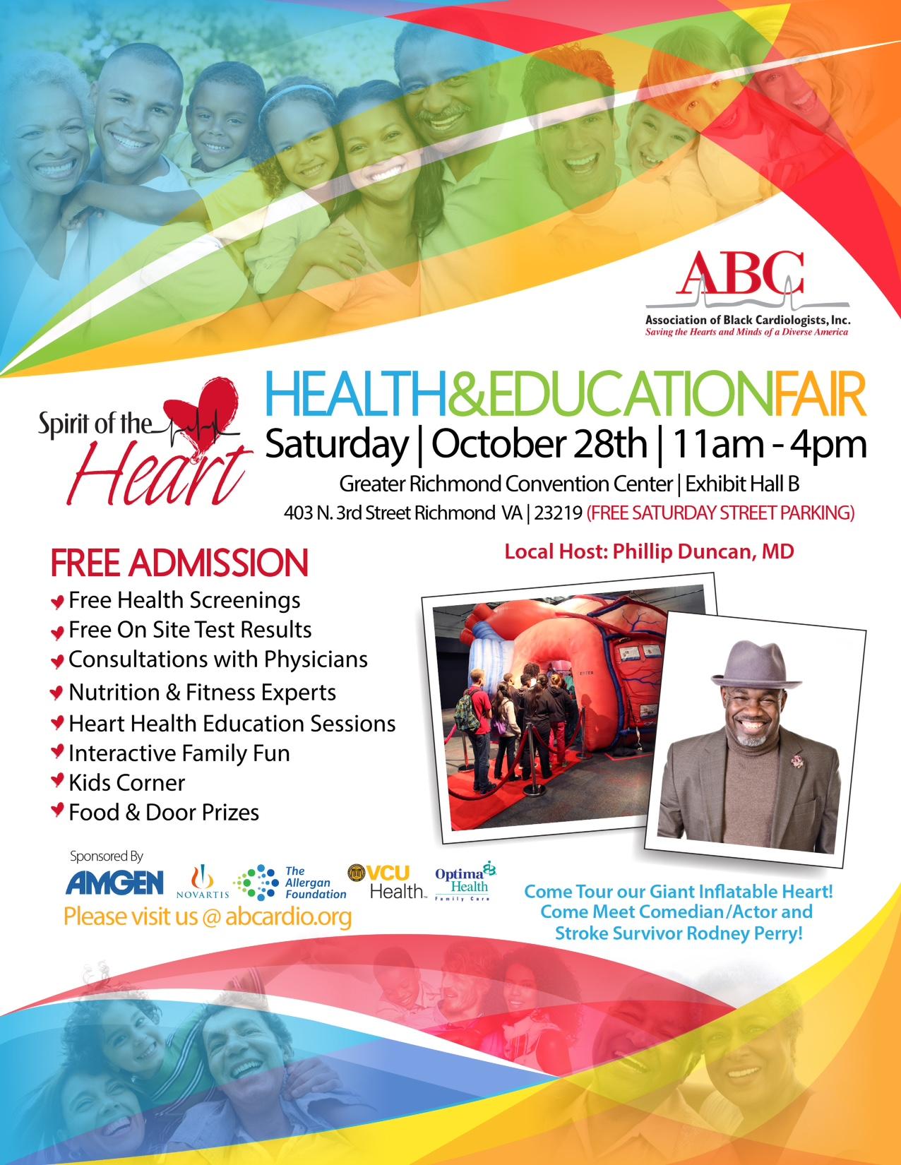 Health & Education Fair