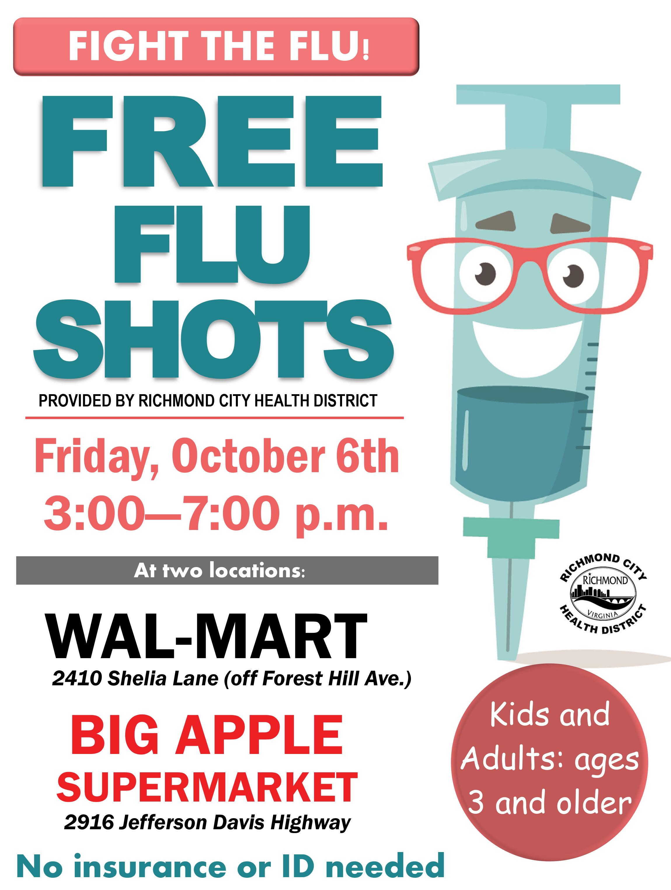Flu Shot Event