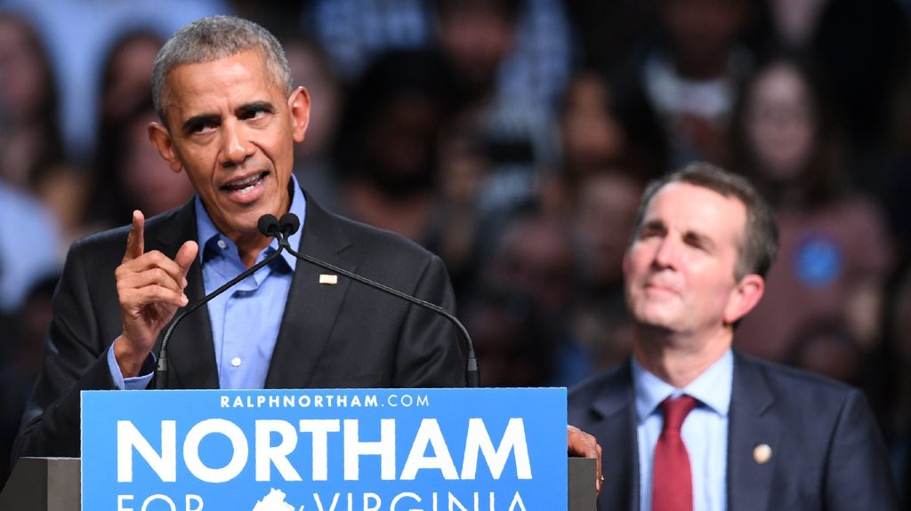 Image result for RALPH NOrtham BARACK OBAMA
