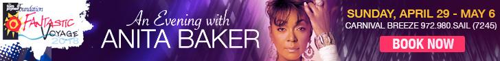 Anita Baker banner