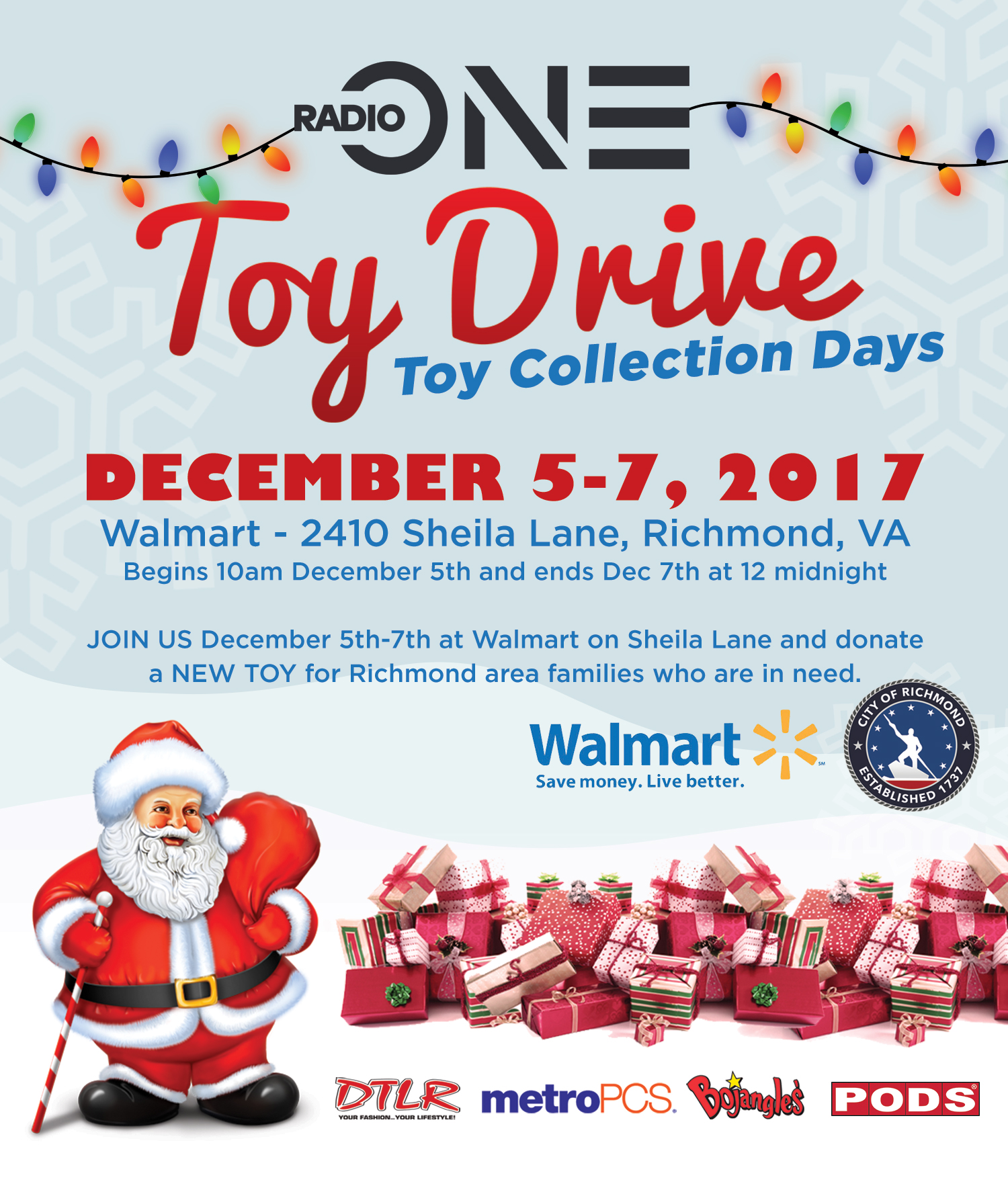 Richmond Toy Drive