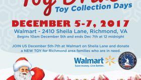 Richmond Toy Drive