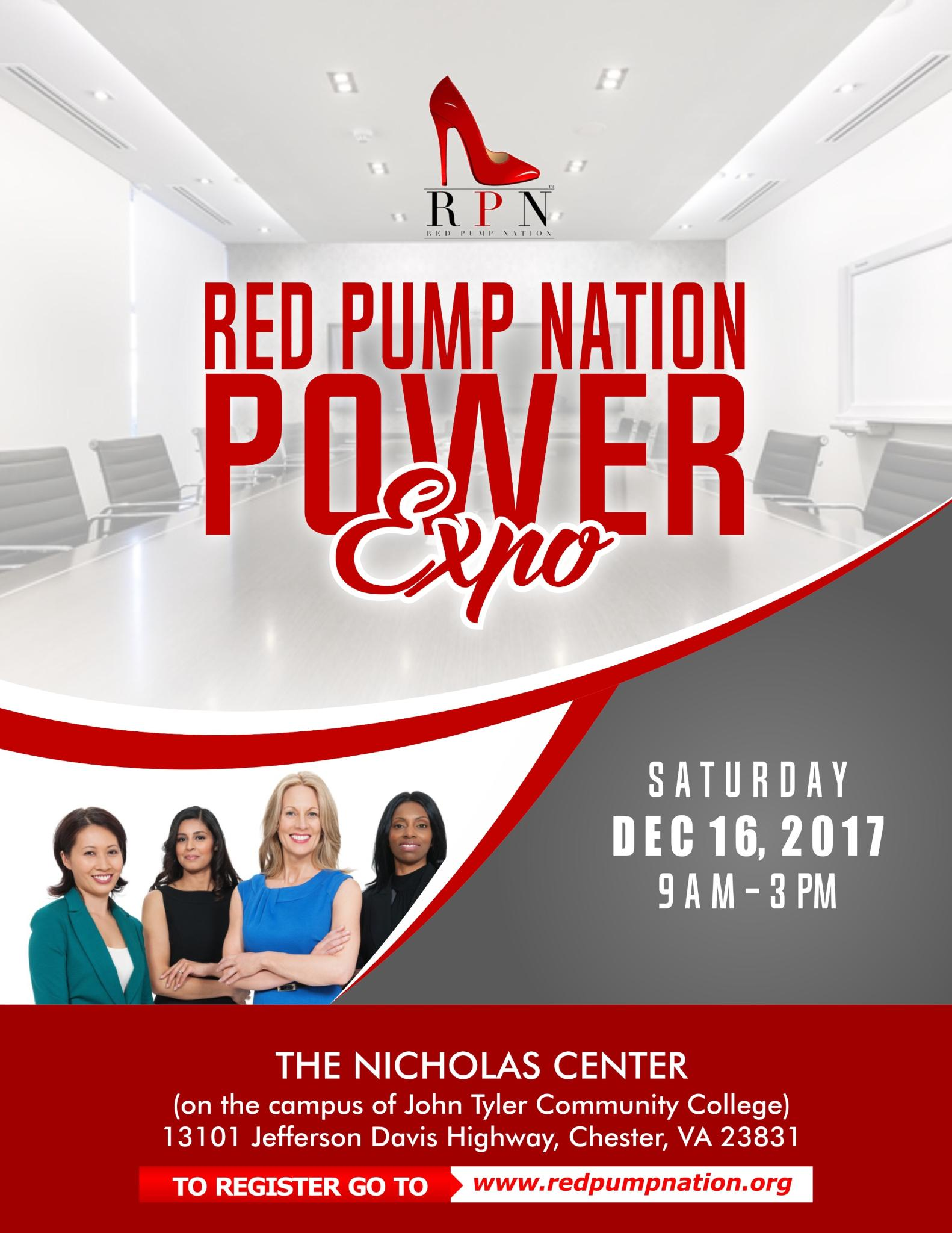 Red Pump Nation