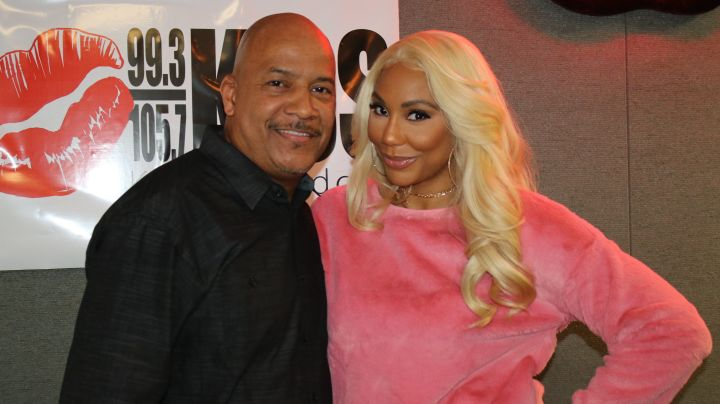 Tamar Braxton - Radio One Richmond