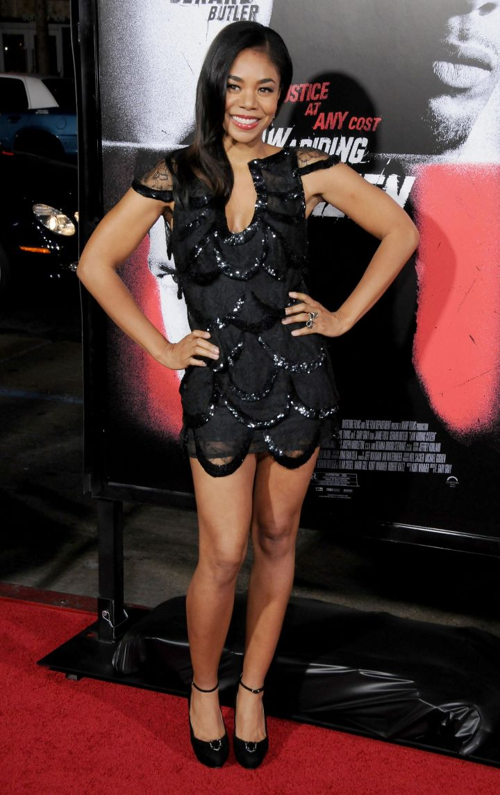 Los Angeles Premiere of 'Law Abiding Citizen'