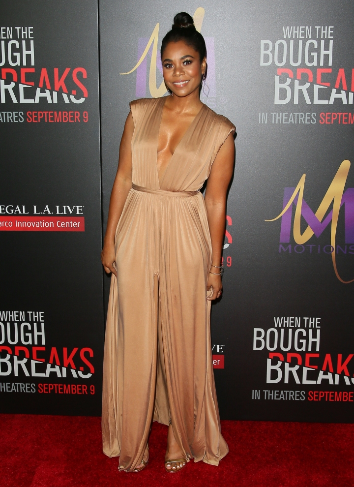 Premiere Of Sony Pictures Releasing's 'When The Bough Breaks' – Arrivals