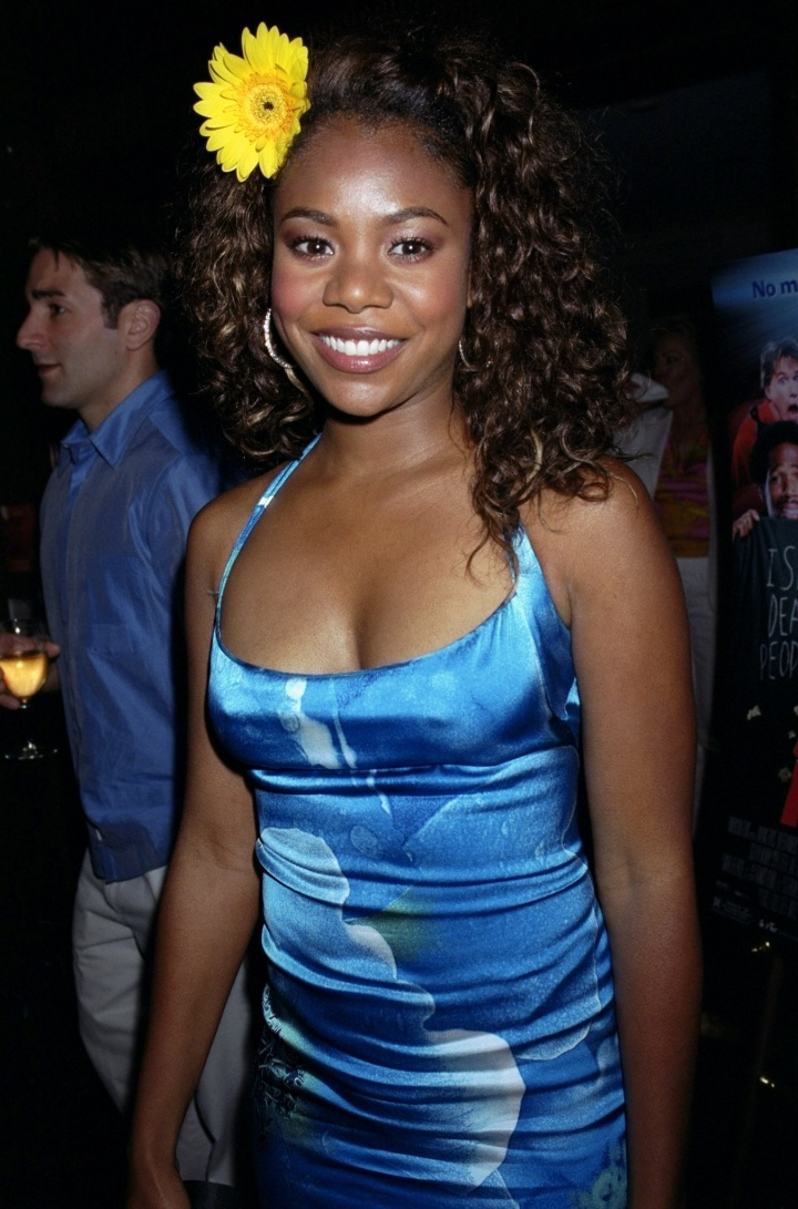 Actress Regina Hall is on hand for the post-premiere party f