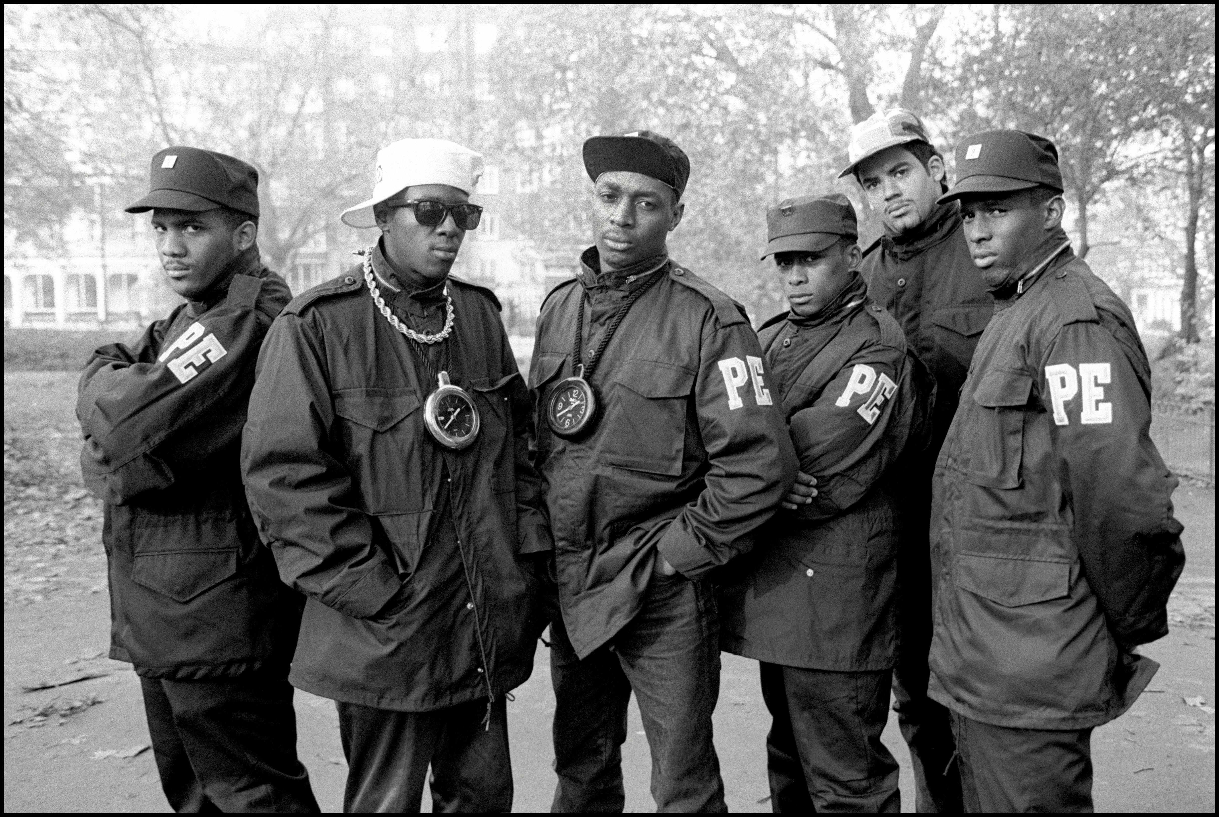 Public Enemy In Hyde Park