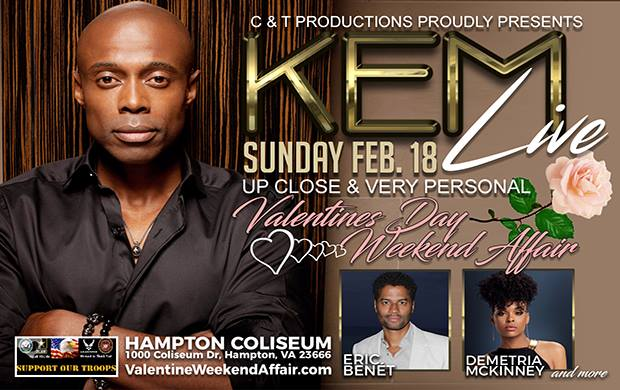 KEM at Hampton