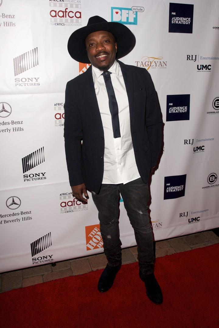 7th Annual African American Film Critics Association Awards – Arrivals