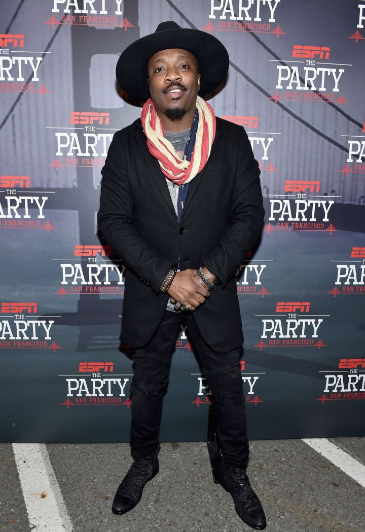 ESPN The Party – Arrivals