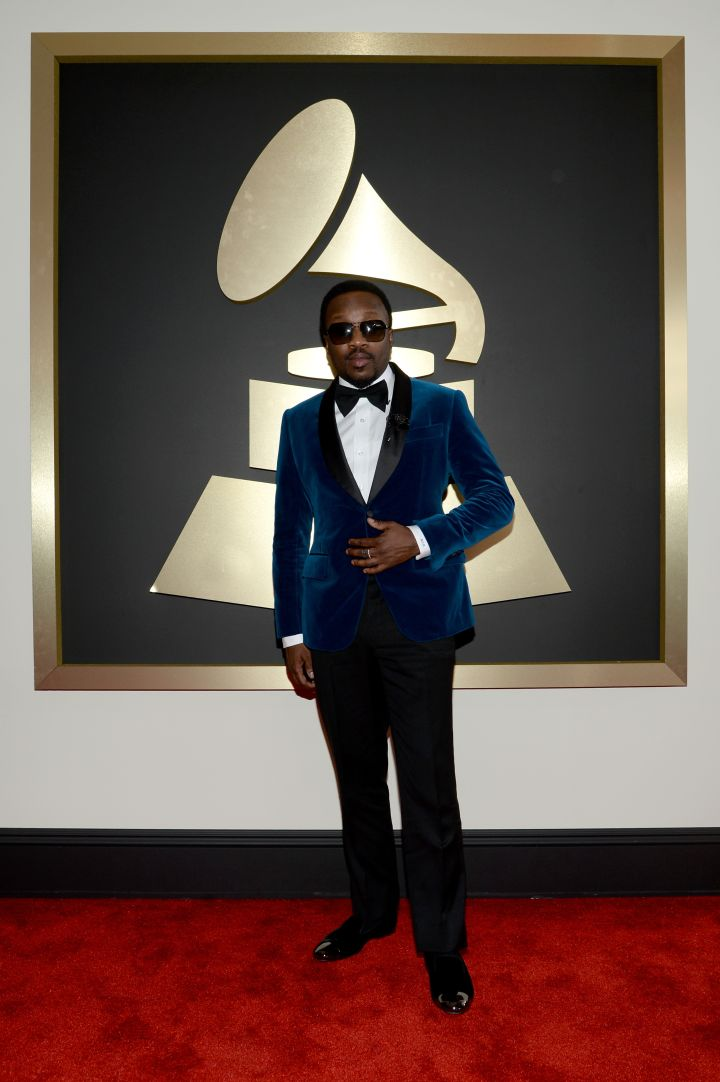 56th GRAMMY Awards – Red Carpet
