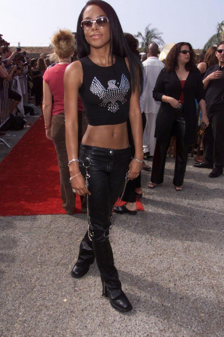 MTV Video Music Awards – Aaliyah