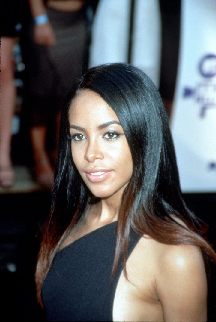Photo of Aaliyah