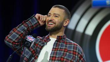 NFL: FEB 01 Super Bowl LII - Halftime Show Press Conference