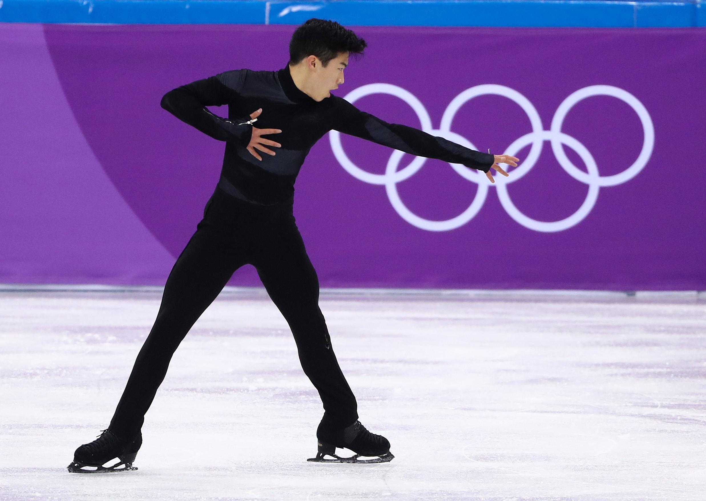 2018 Winter Olympic Games, Figure Skating: Men Single Skating Short Program Team Event
