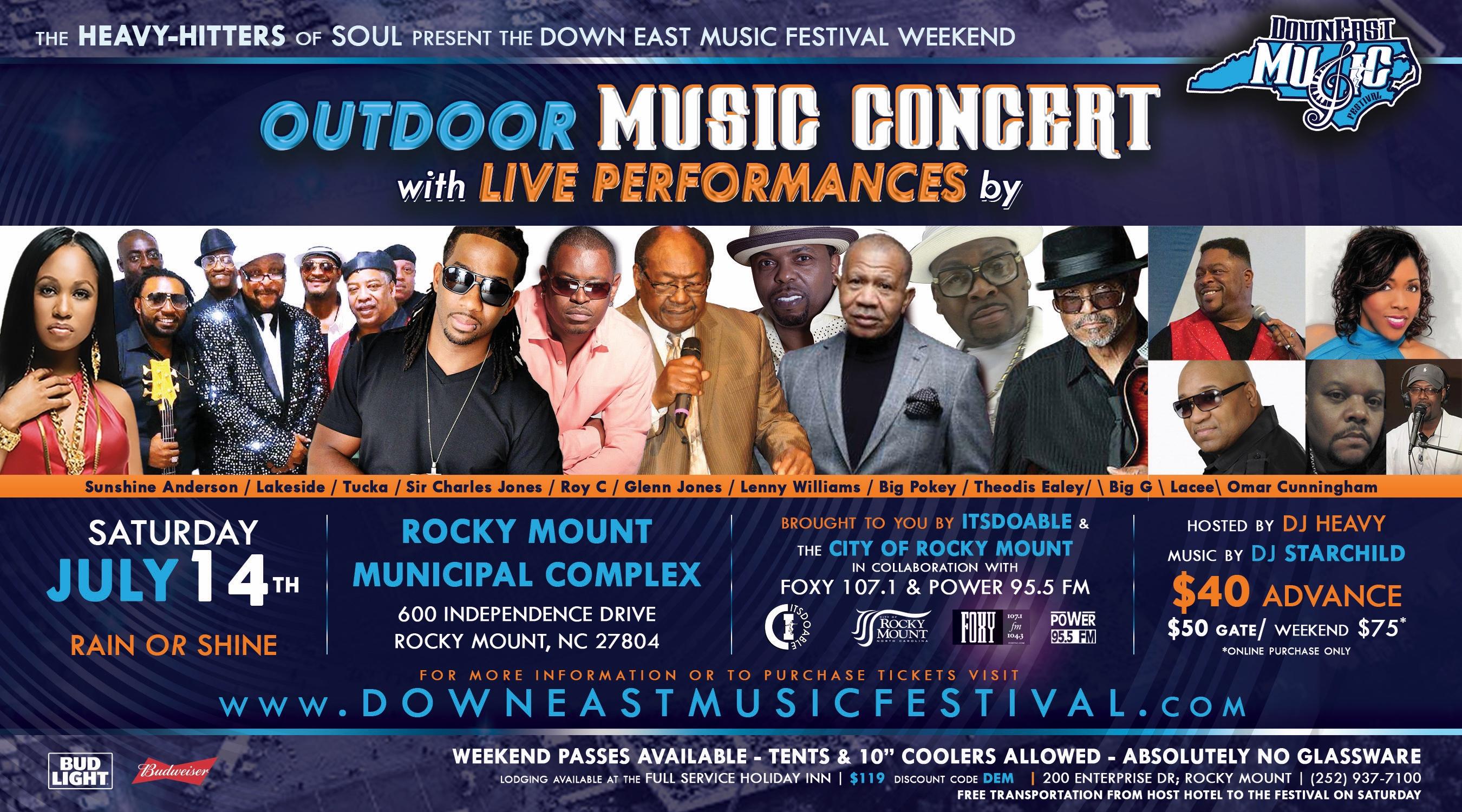 Down East Music Festival