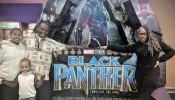 Black Panther Premiere - Radio One Richmond