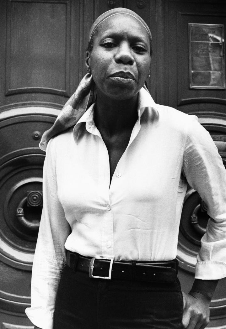 Jazz Singer Nina Simone