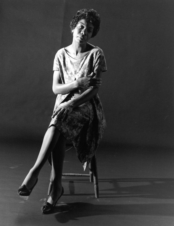 Nina Simone Portrait Session