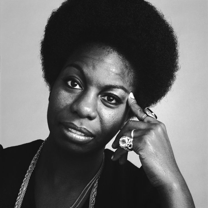 Portrait Of Nina Simone