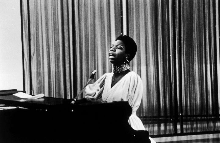 Nina Simone…
