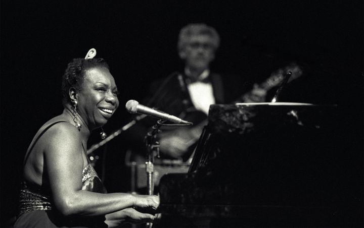Nina Simone At The Beacon Theater