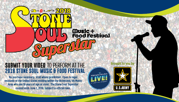 Stone Soul 2018 Superstar