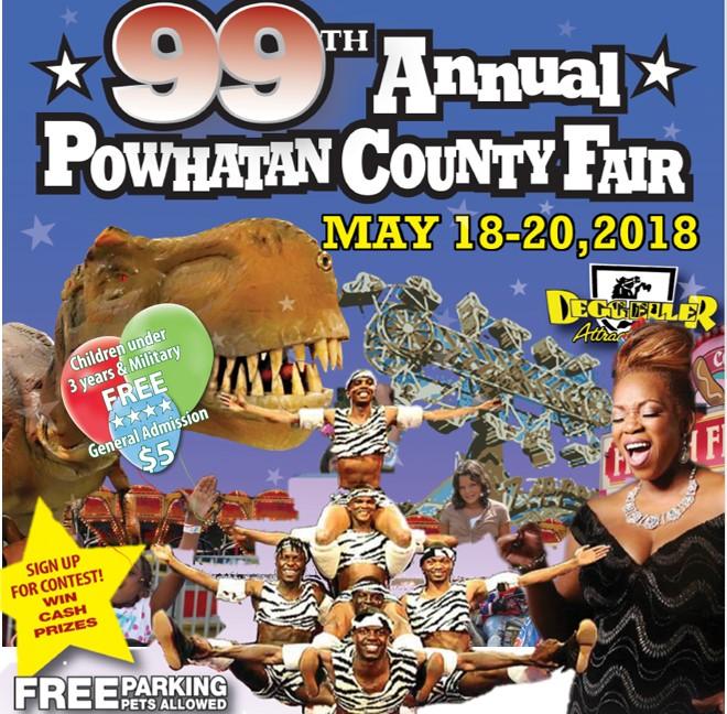 99th Annual Powhatan County Fair