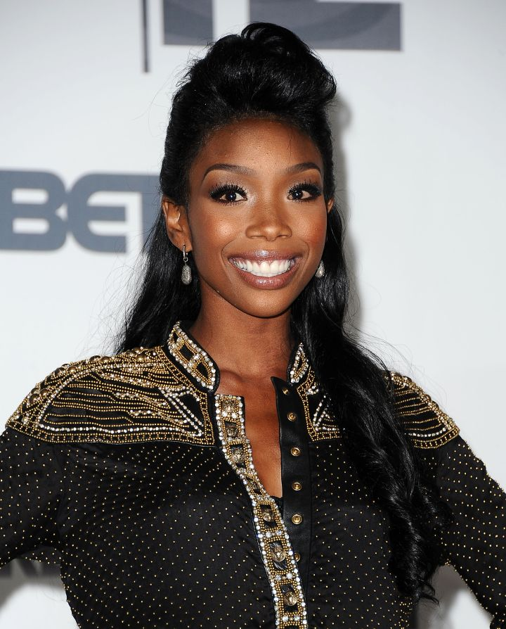 2012 BET Awards – Press Room