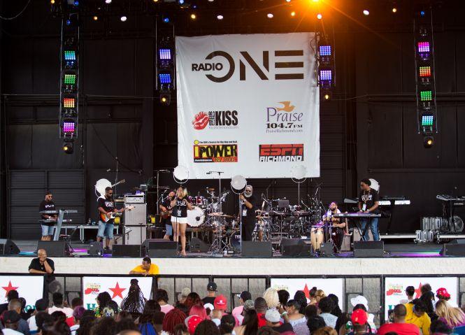 Stone Soul 2018 -- Legacy Band