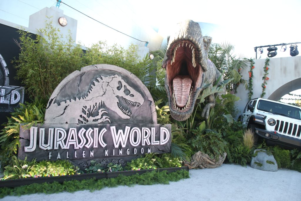 'Jurassic World: Fallen Kingdom' World Premiere