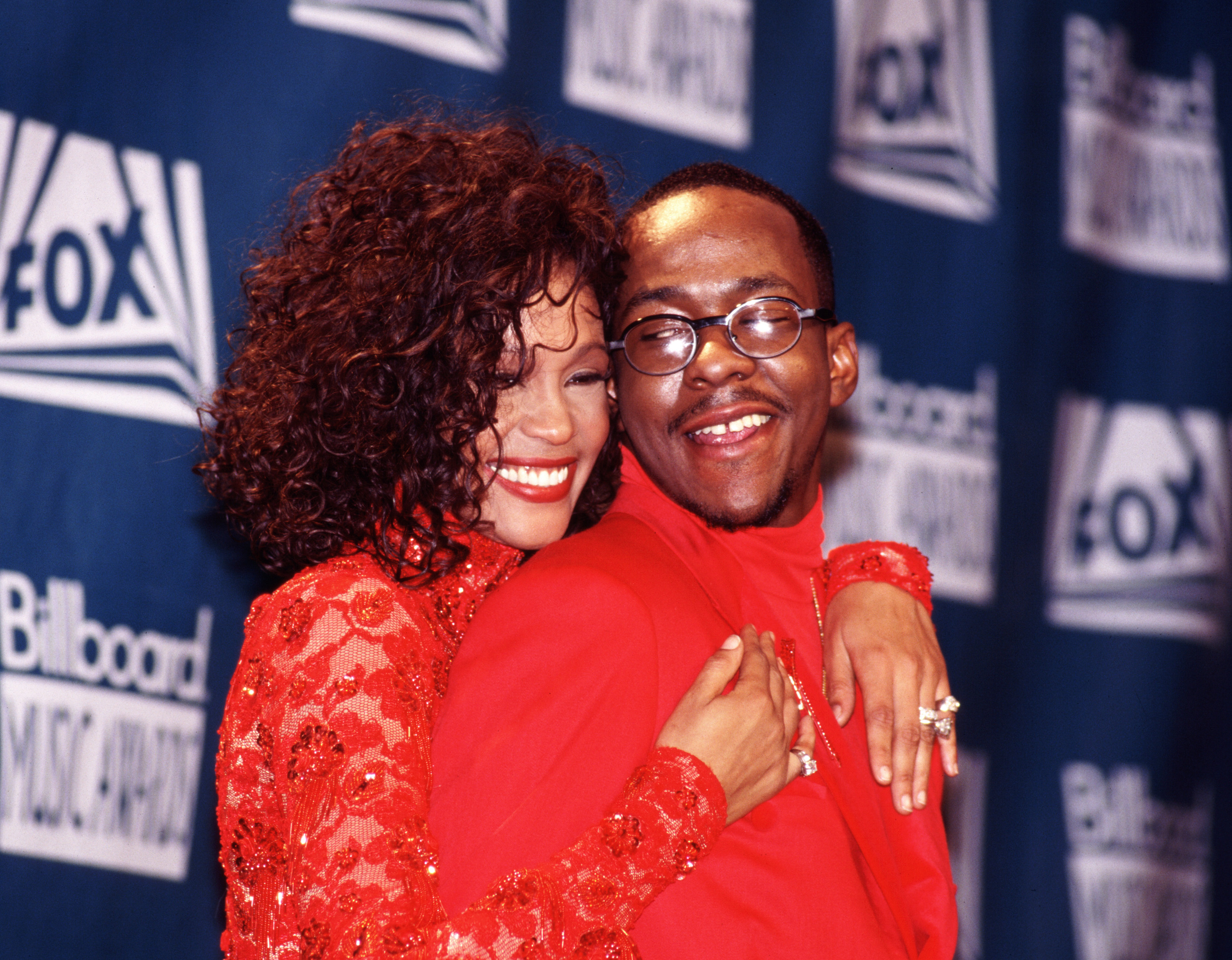 Whitney houston and bobby brown beat tom cruise to be tackiest couple - 2019 year