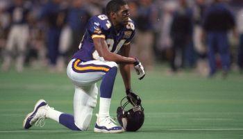 2000 NFC Divisional Playoff Game - New Orleans Saints v Minnesota Vikings