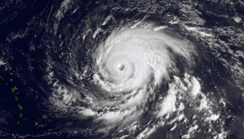 Hurricane Igor Turns West-northwest