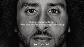 Colin Kaepernick - Nike Just Do It campaign