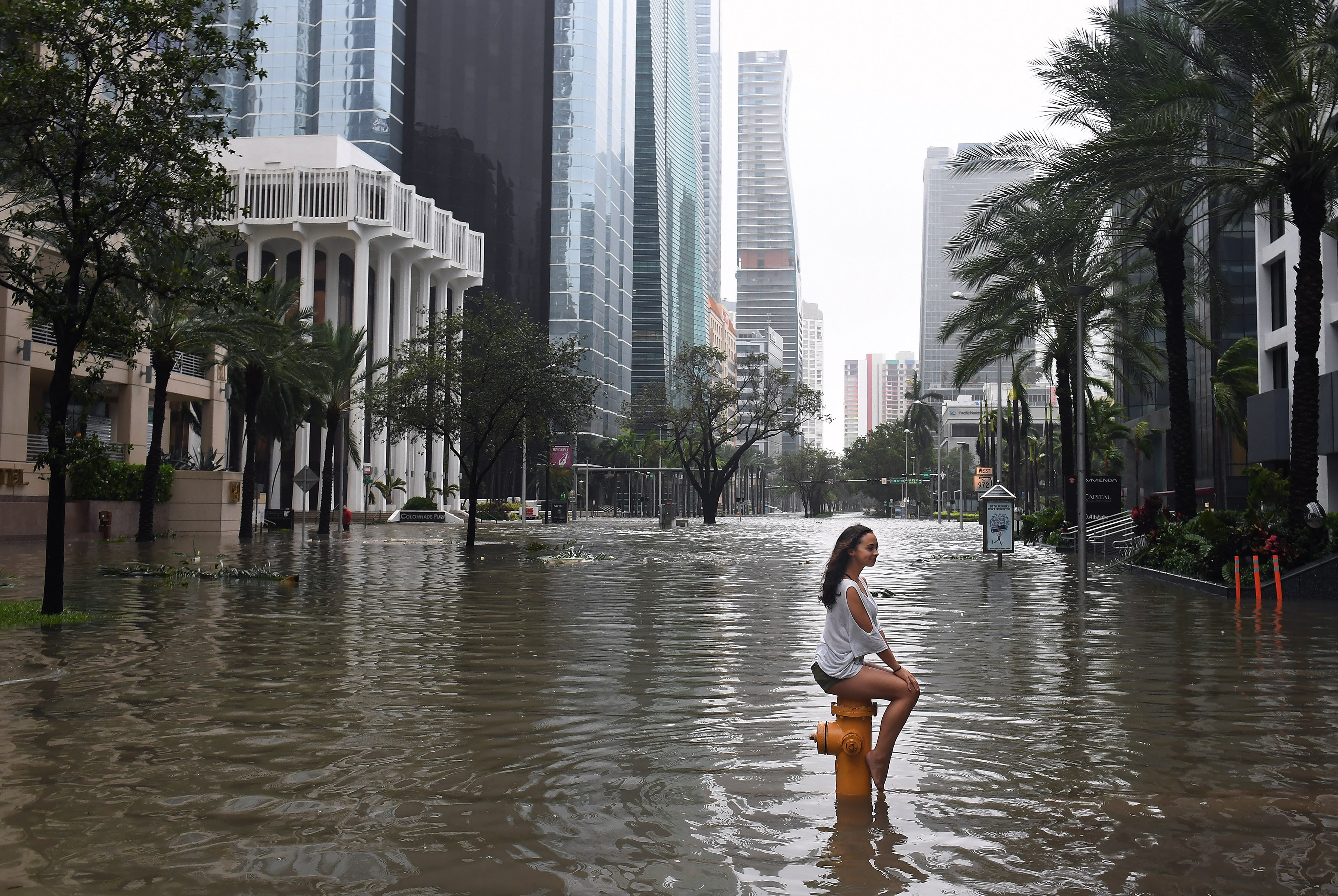 Hurricane Irma - Miami, FL