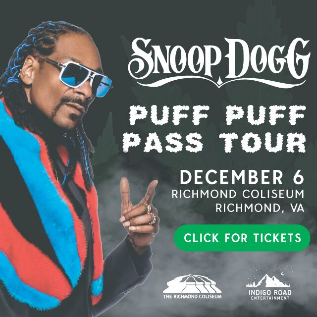 Snoop Dogg's Puff Puff Pass Tour