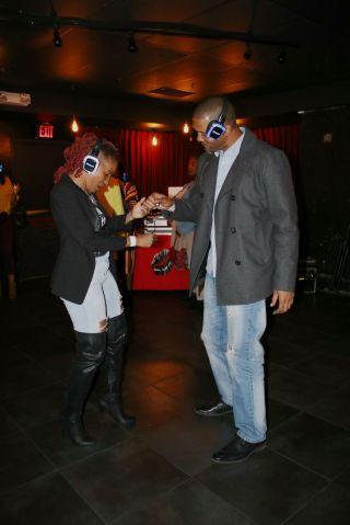 Raheem DeVaughn Listening Party
