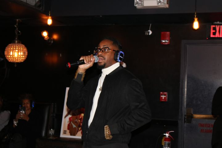 Raheem DeVaughn Listening Party