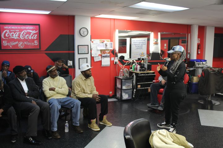 Barbershop Talks